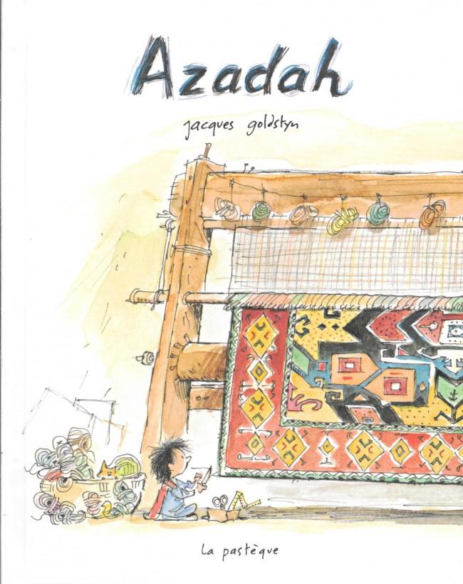 Couverture de Azadah