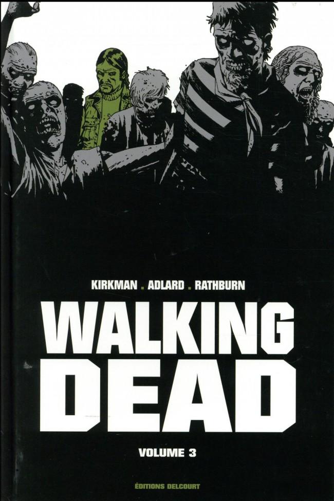 Couverture de Walking Dead -INT03- Volume 3