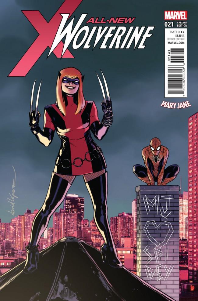 Couverture de All-New Wolverine (2016) -21VC- Immune: Part 3 of 3
