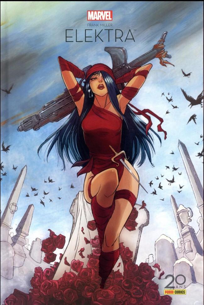 Couverture de Elektra renaît à la vie
