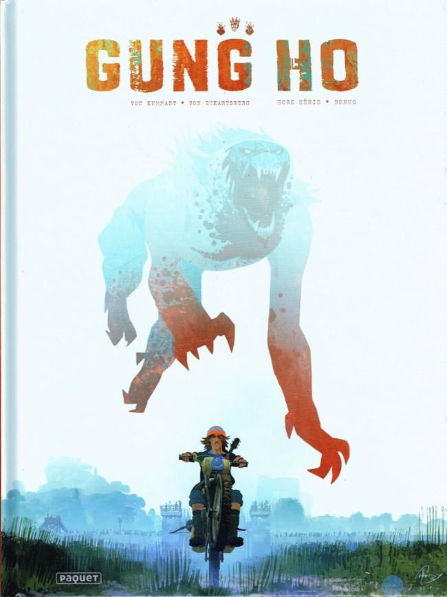 Couverture de Gung Ho -HS- Hors Série * Bonus