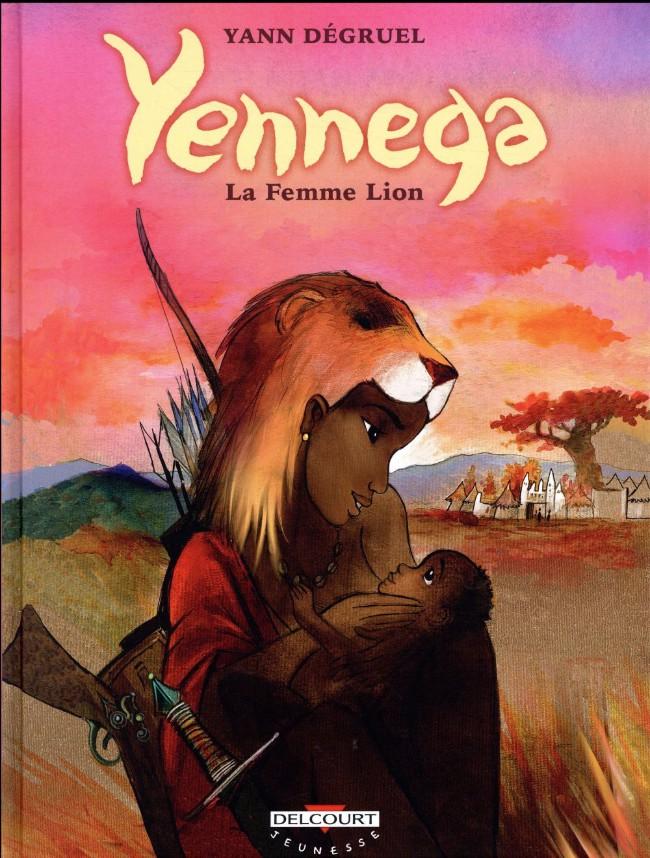 Yennega - La femme lion
