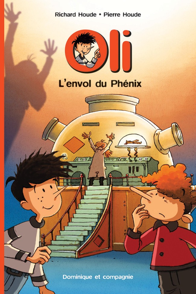 Oli - Tome 2 sur Bookys