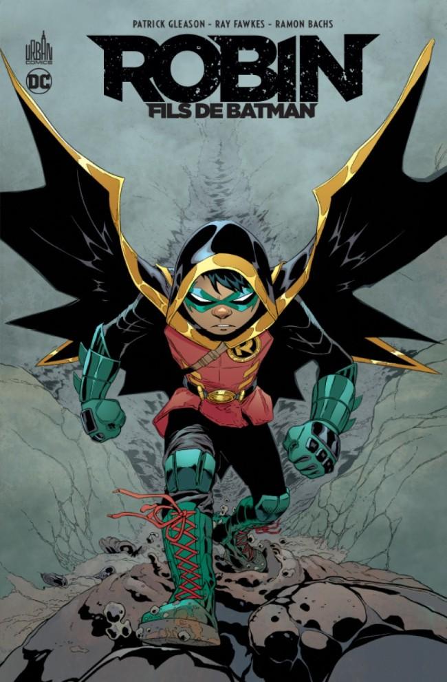 Robin Fils De Batman Bd Informations Cotes