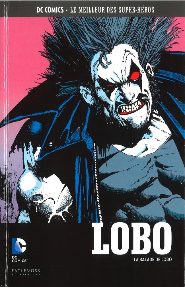 Couverture de DC Comics - Le Meilleur des Super-Héros -48- Lobo - La Balade de Lobo