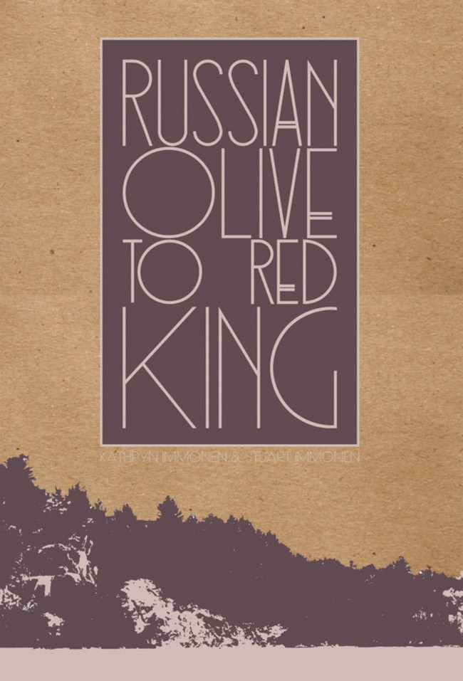 Couverture de Russian Olive to Red King