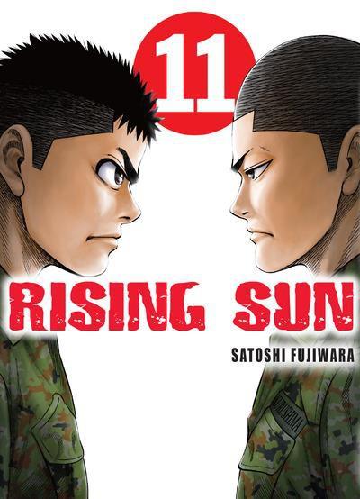 Couverture de Rising Sun -11- Tome 11