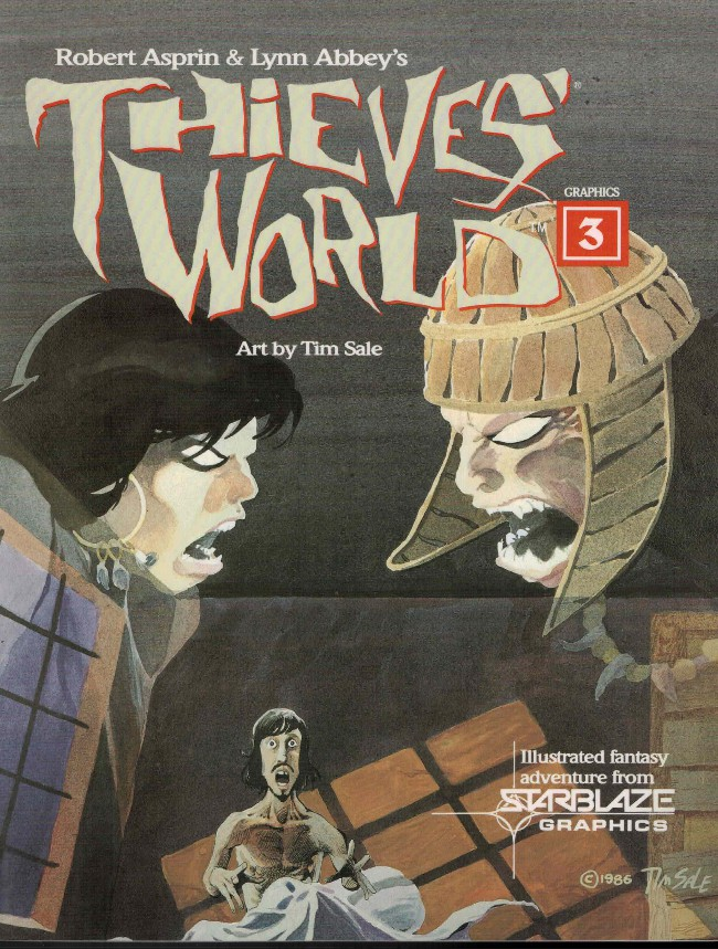 Couverture de Thieves' World (1985) -3- Thieves'World