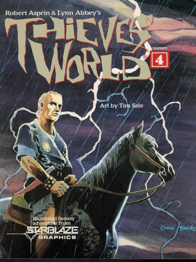Couverture de Thieves' World (1985) -4- Thieves'World