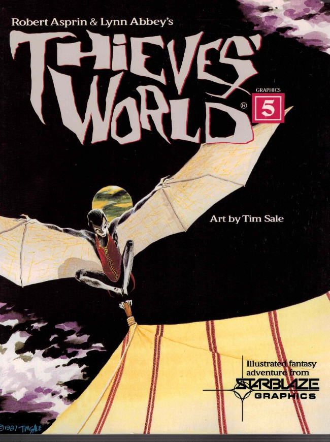 Couverture de Thieves' World (1985) -5- Thieves'World