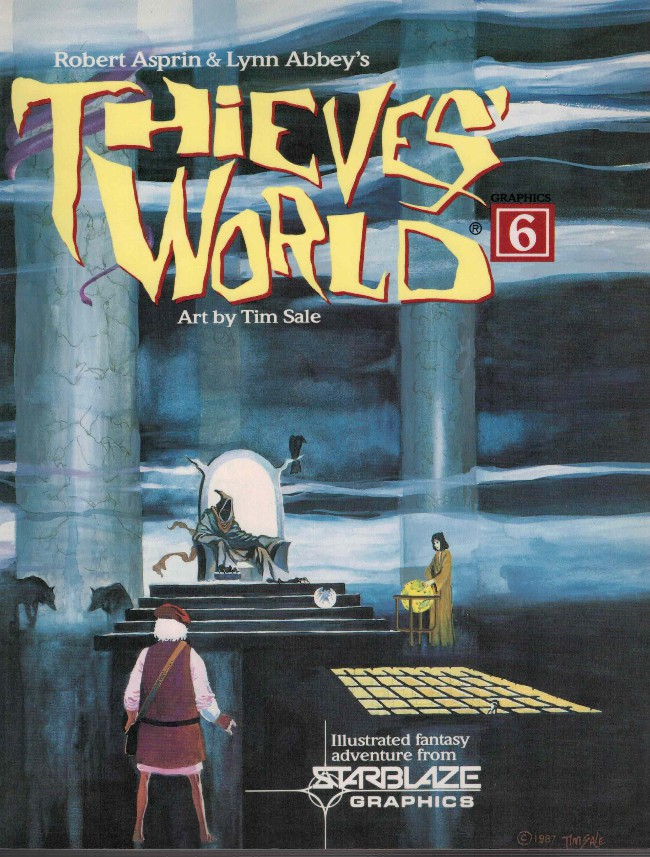 Couverture de Thieves' World (1985) -6- Thieves'World