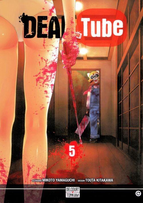 Couverture de Dead Tube -5- Tome 5
