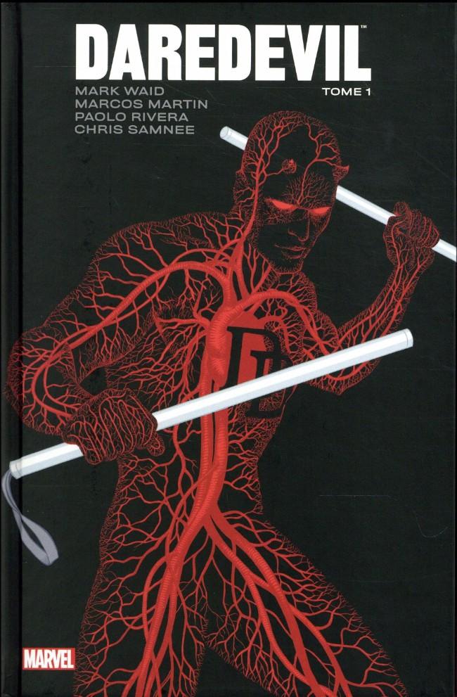 Couverture de Daredevil par Mark Waid -1- Tome 1