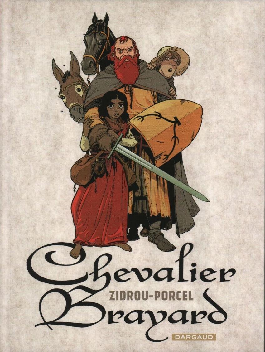 Couverture de Chevalier Brayard
