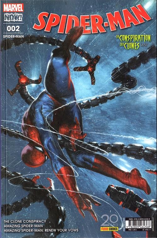 """Résultat de recherche d'images pour """"spider-man la conspiration des clones 2"""""""