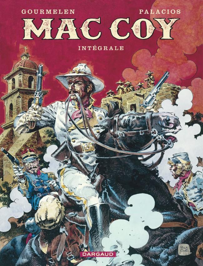 Couverture de Mac Coy -INT01- Intégrale tome 1