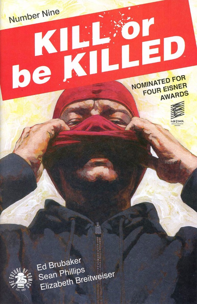 Couverture de Kill or be Killed (2016) -9- Number Nine
