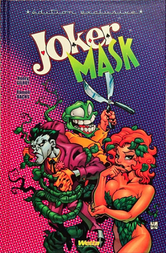 Couverture de Joker/Mask
