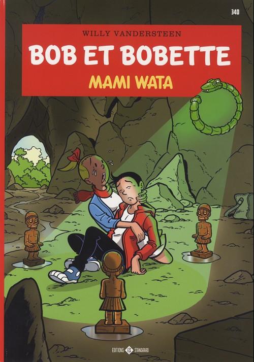 Couverture de Bob et Bobette -340- Mami Wata