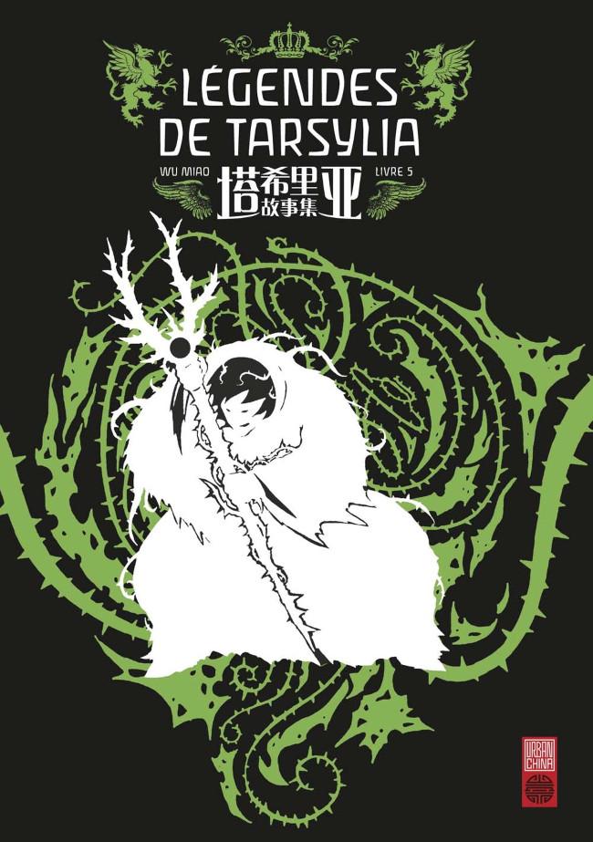 Couverture de Légendes de Tarsylia -5- Tome 5
