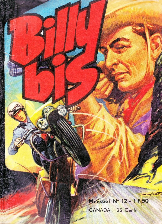 Couverture de Billy Bis -12- Tome 12