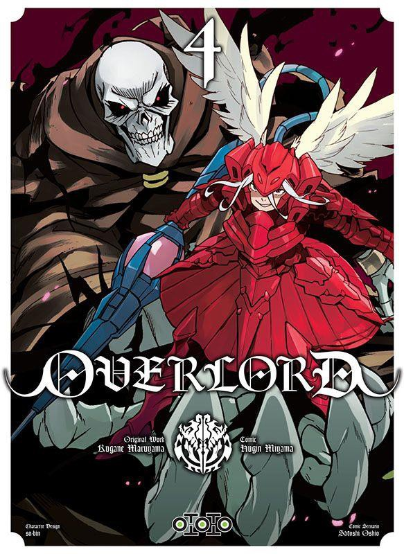 Couverture de Overlord -4- Tome 4