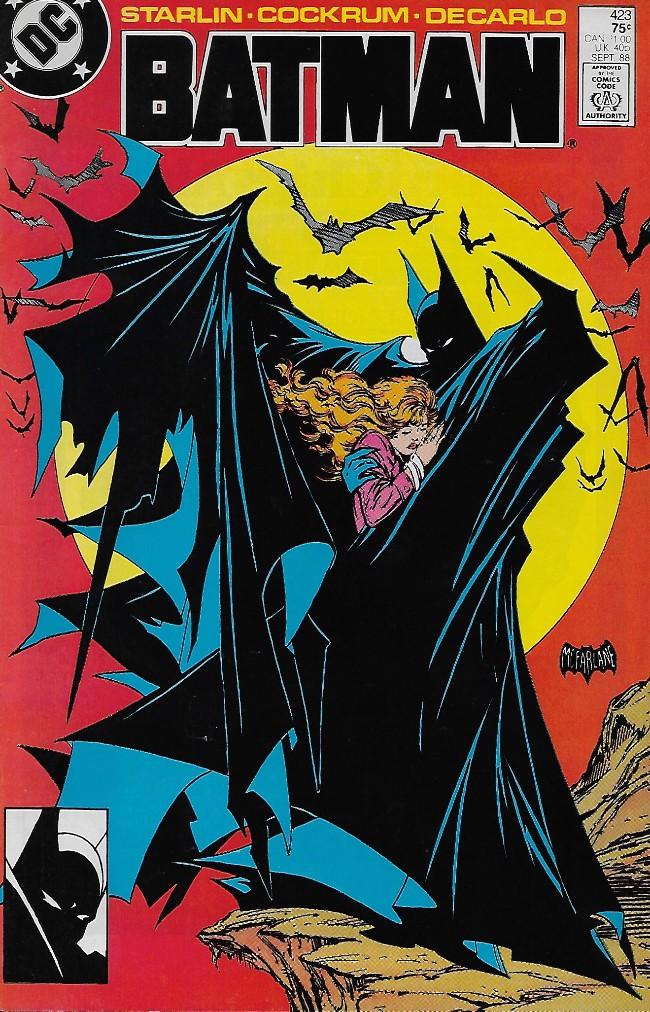 Couverture de Batman Vol.1 (DC Comics - 1940) -423- You Shoulda Seen Him...