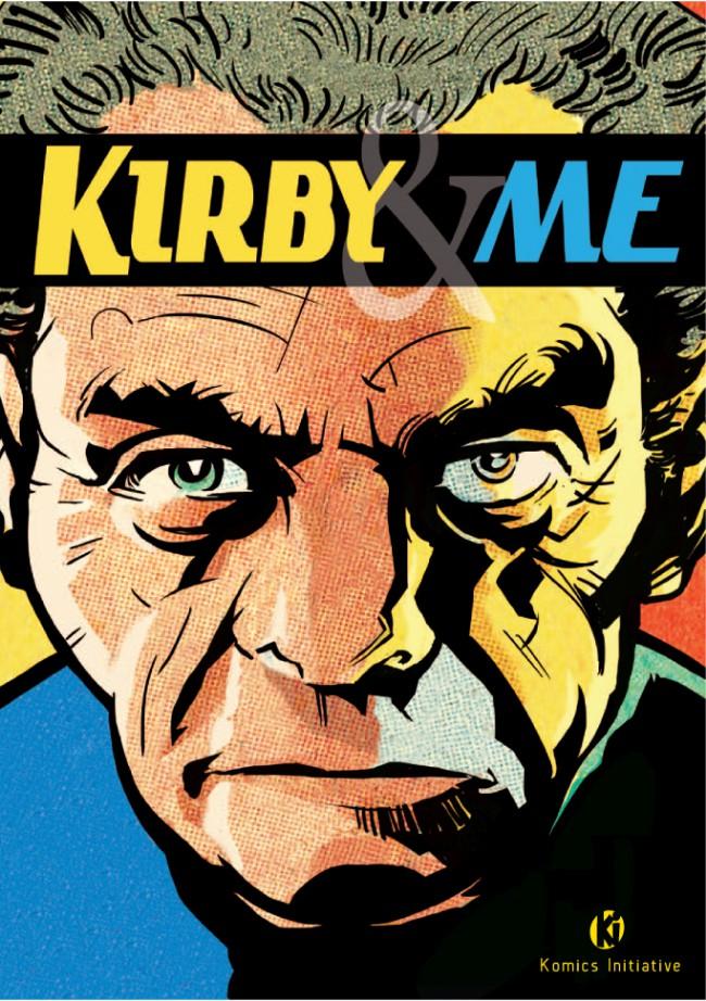 Couverture de (AUT) Kirby, Jack - Kirby & Me