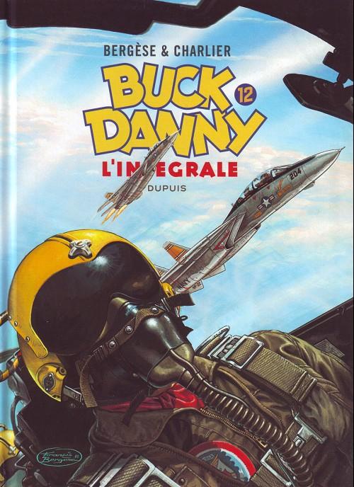 Couverture de Buck Danny (L'intégrale) -12- Tome 12 (1983-1989)