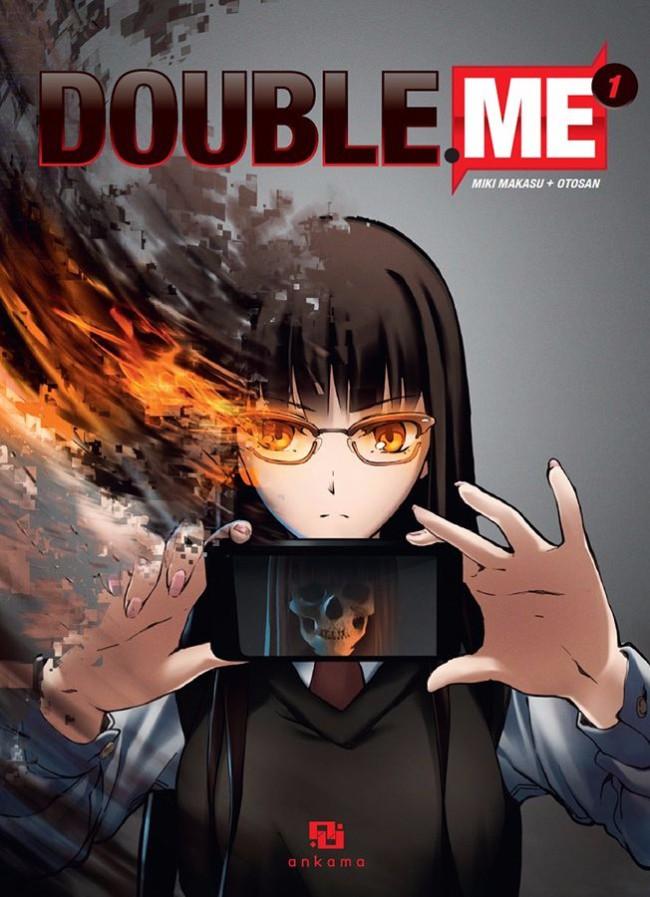Couverture de Double.Me -1- Tome 1