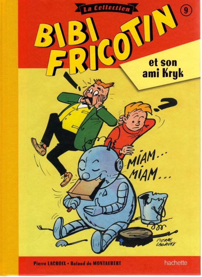 Couverture de Bibi Fricotin (Hachette - la collection) -9- Bibi Fricotin et son ami Kryk