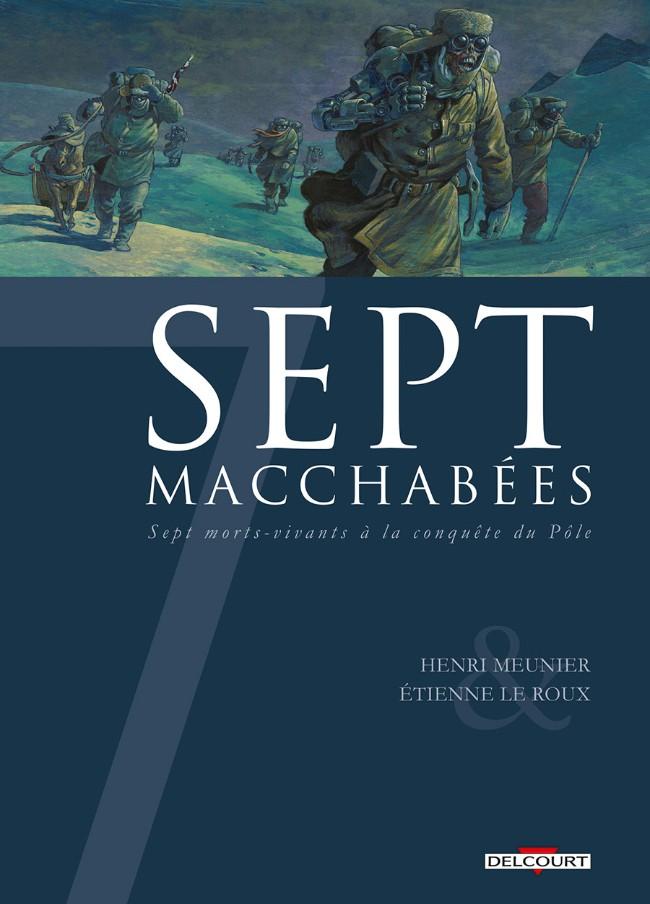Couverture de Sept -21- Sept Macchabées