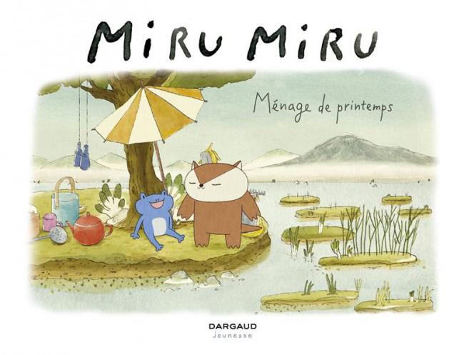 Couverture de Miru Miru -5- Ménage de printemps