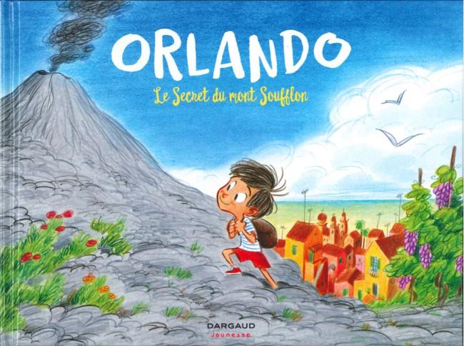 Couverture de Orlando (Radice/Turconi) -1- Le secret du Mont Soufflon