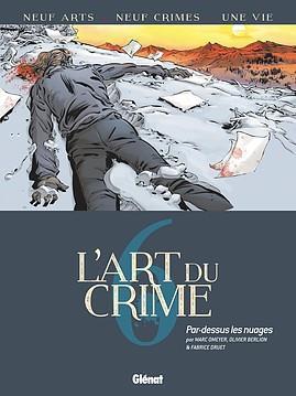 Couverture de L'art du crime -6- Par dessus les nuages