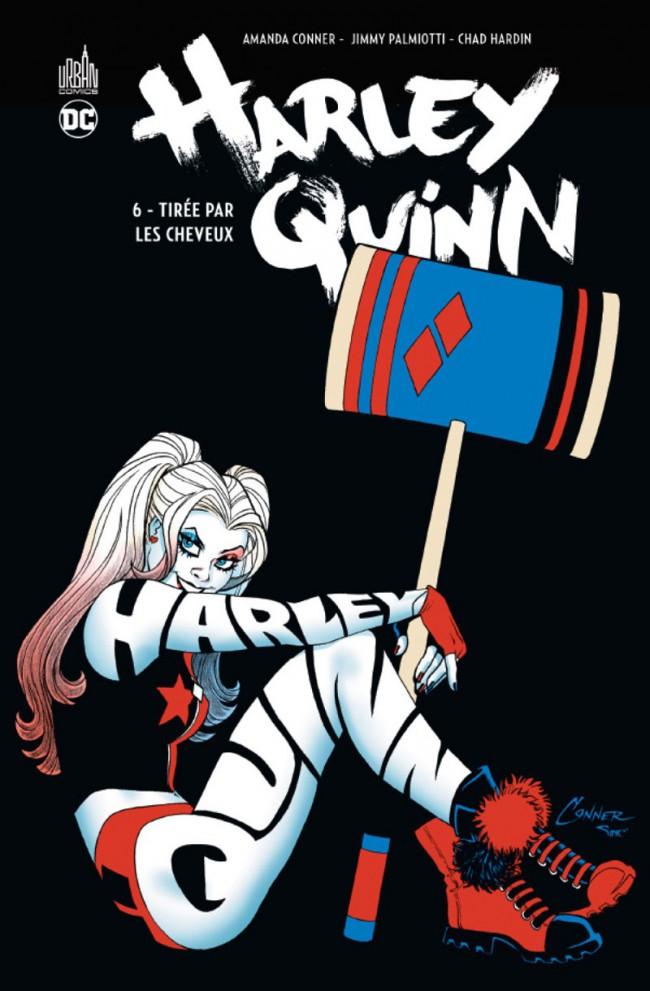 Couverture de Harley Quinn -6- Tirée par les cheveux