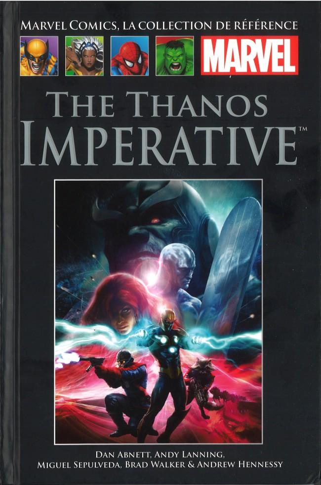Couverture de Marvel Comics - La collection (Hachette) -9071- The Thanos Imperative