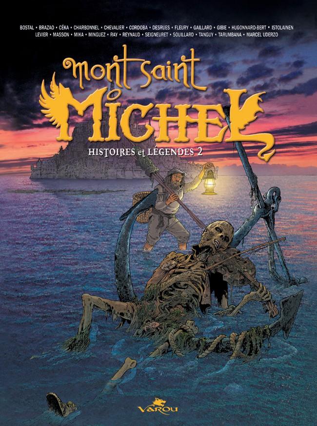 Couverture de Mont Saint Michel - Histoires et légendes -2- Histoires et légendes 2