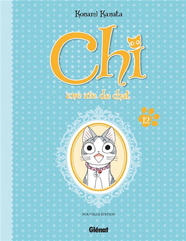 Couverture de Chi - Une vie de chat (grand format) -12- Tome 12
