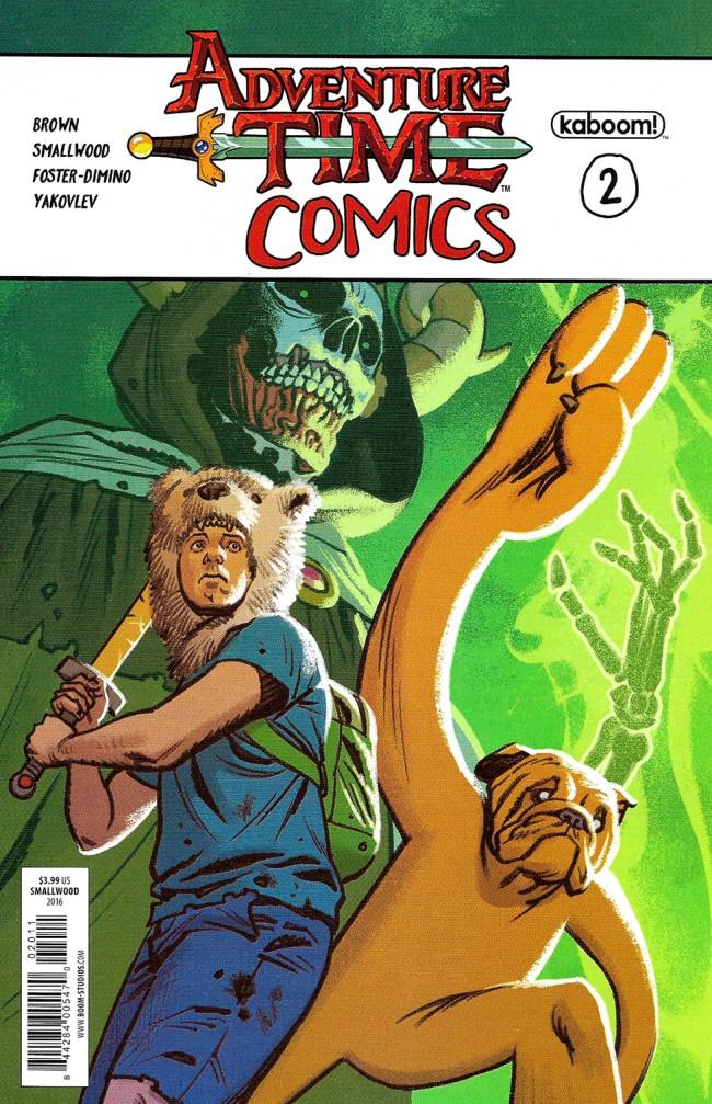 Couverture de Adventure Time Comics (2016) -2- Adventure Time Comics