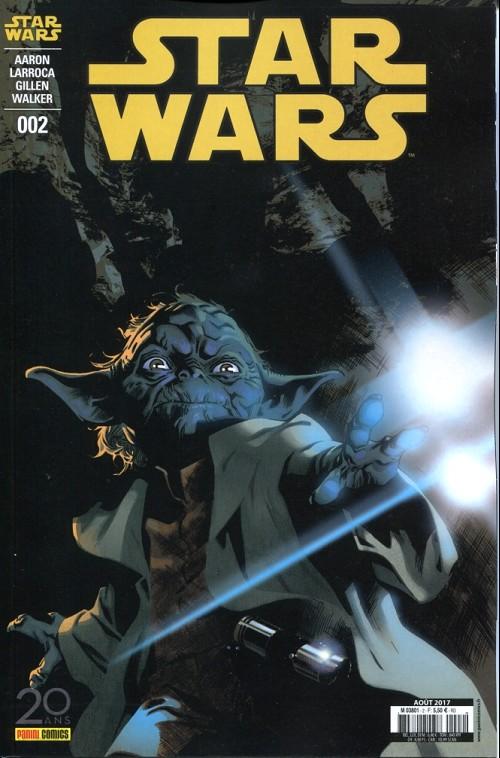 Couverture de Star Wars (Panini Comics - 2017) -2- La Guerre secrète de Yoda