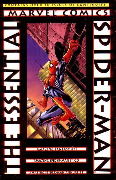 Couverture de Essential Spider-Man (The) / Essential: The Amazing Spider-Man (2001) -INT01- Volume 1