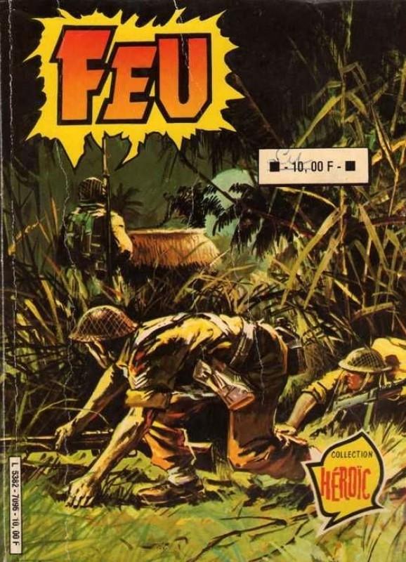 Couverture de Feu -Rec19- Recueil 7096 (38, 39, 40)