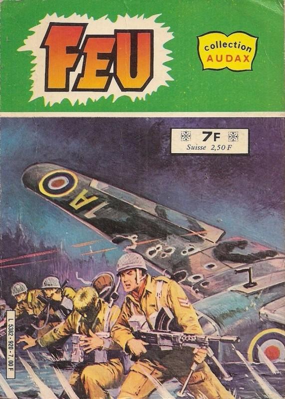 Couverture de Feu -Rec14- Recueil 5920 (27, 28)