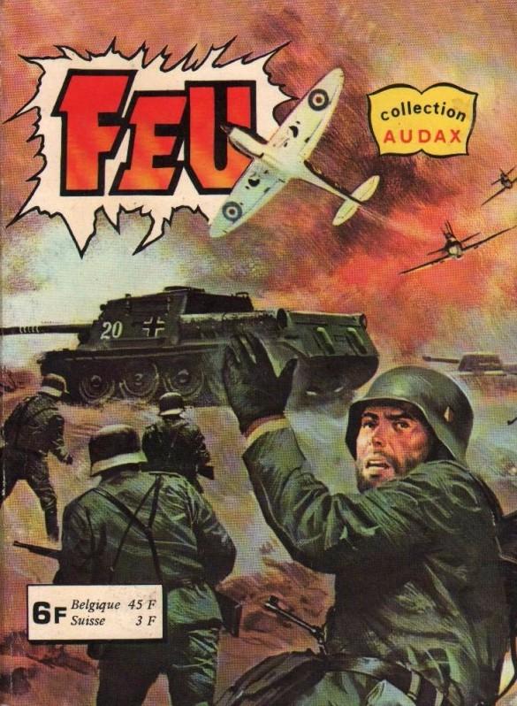 Couverture de Feu -Rec10- Recueil 792 (19, 20)