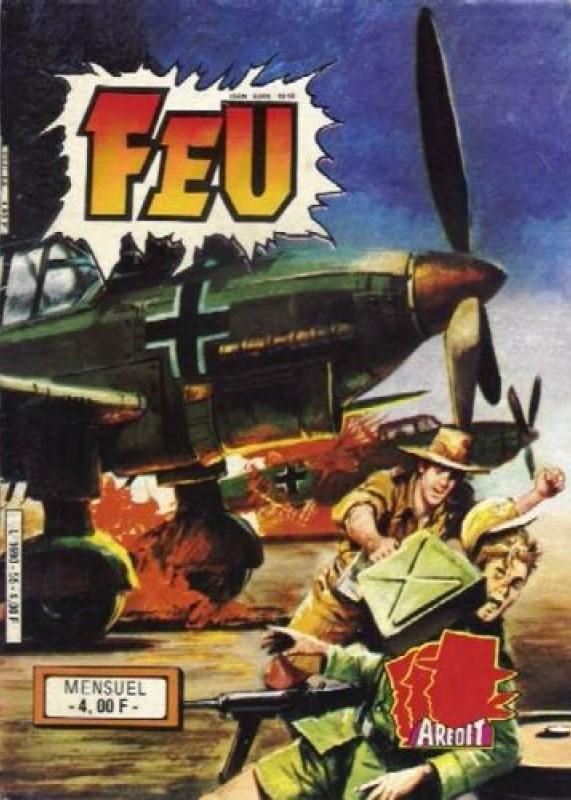 Couverture de Feu -55- Trahison !
