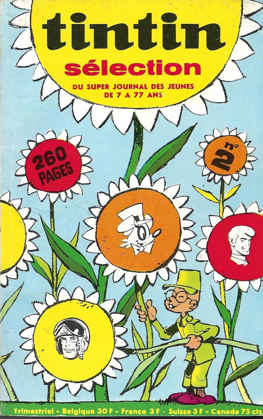 Couverture de Tintin (Sélection) - Tome 2