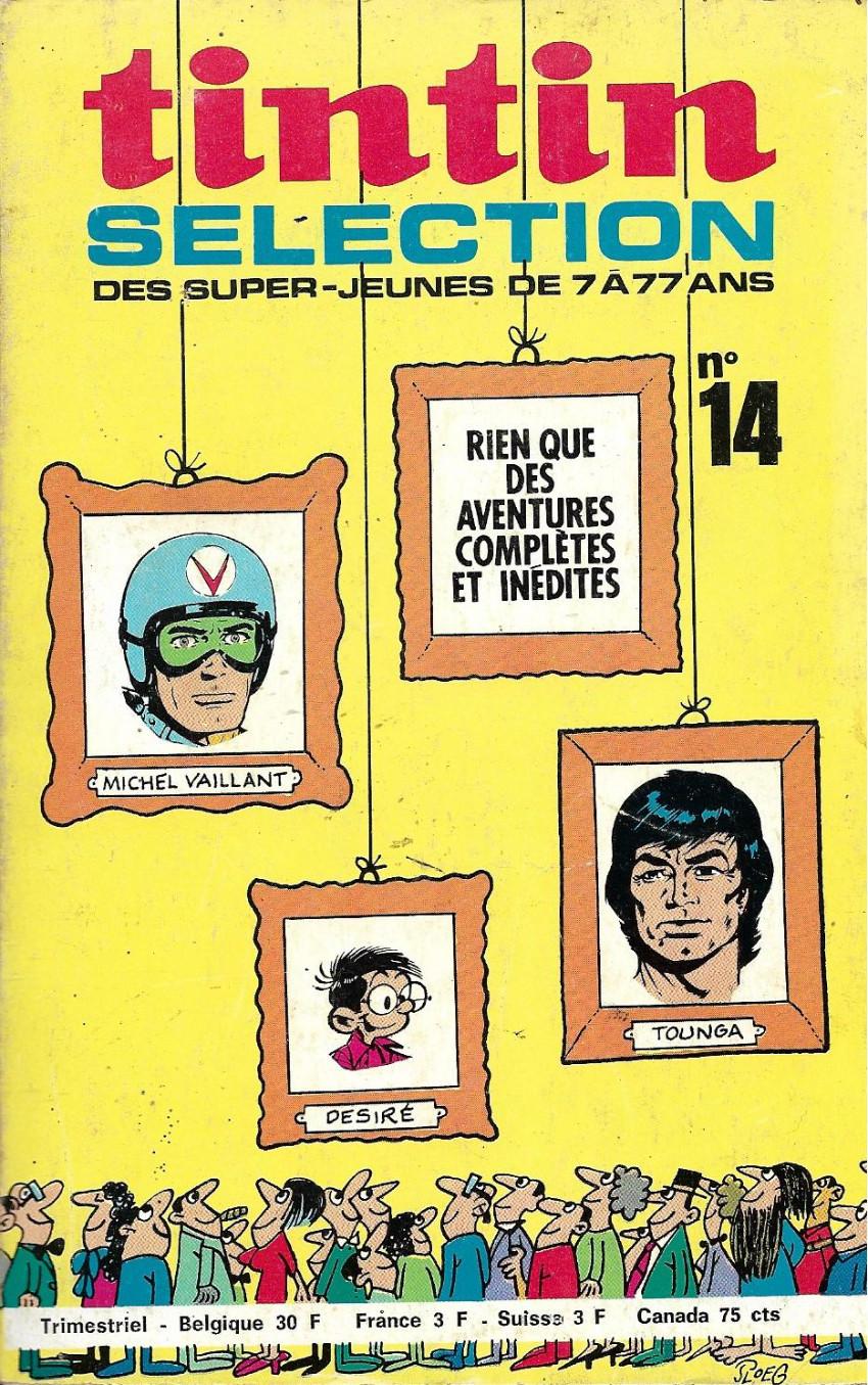 Couverture de Tintin (Sélection) - Tome 14