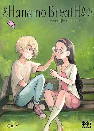 Couverture de Hana No Breath -1- Le Souffle des Fleurs
