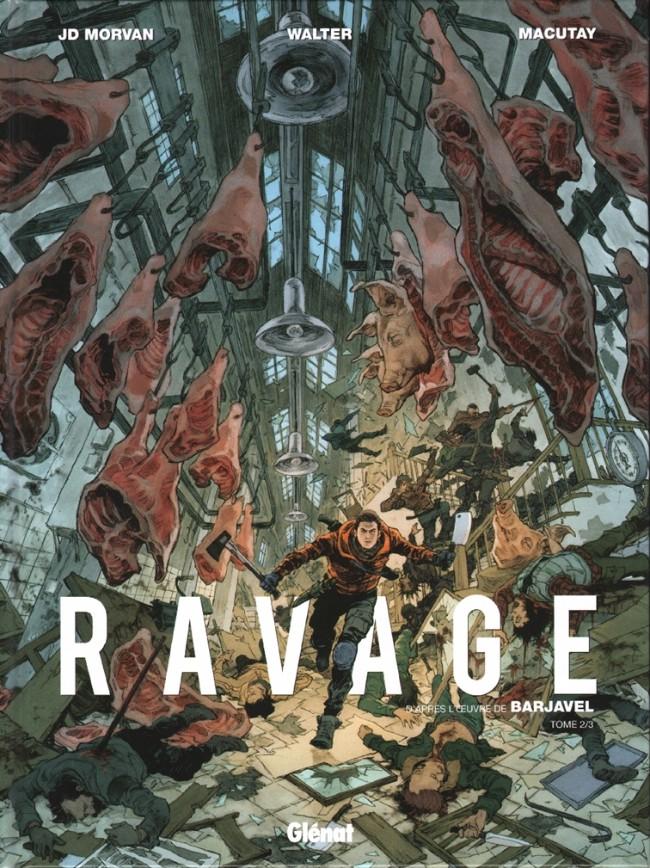Couverture de Ravage -2- Tome 2/3